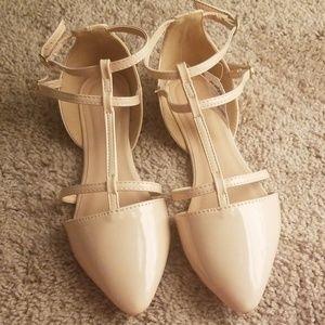 New Pointy-Toe Flats